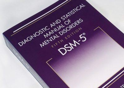 Diagnostik med stöd av DSM och gott omdöme