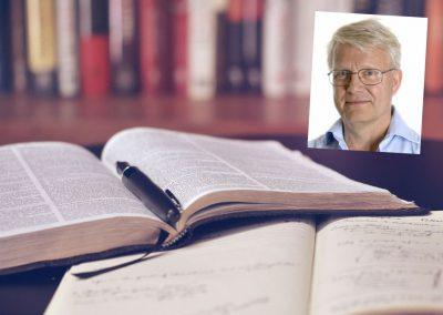 Kurs i vetenskapligt arbetssätt och evidensbasering