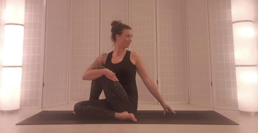 Yoga Nidra online med Frida-Lo 19/12